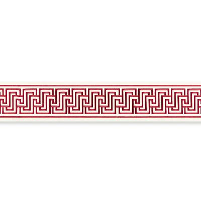 Schumacher Trim LABYRINTH TAPE RUBY Search Results