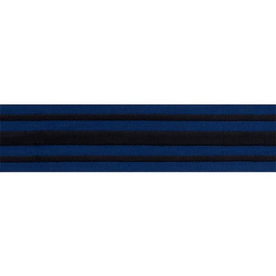 Schumacher Trim MILITARY STRIPE  TAPE BLACK ON NAVY Search Results