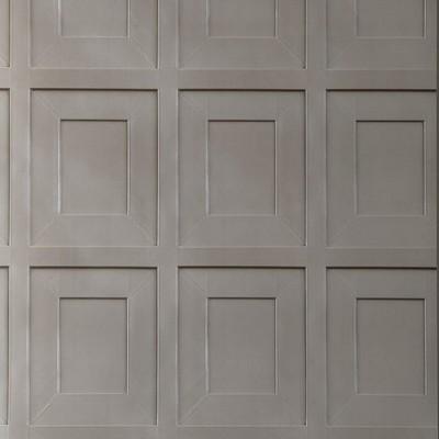 Fabricut Wallpaper 50251W GANSEVOORT SILVER 02 Fabricut Wallpaper