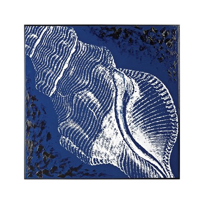 Sterling Cone Shell Print Blue,White Search Results