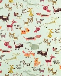 Covington Bow Wow 107 Vintage Fabric