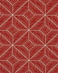 Covington Splanx 31 Red Fabric
