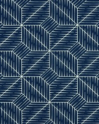 Covington Splanx 55 Navy Fabric