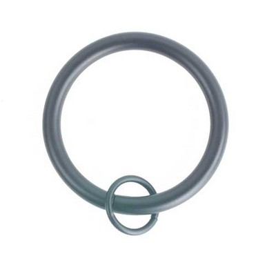 Stout Hardware Curtain Ring with Loop BLACK Search Results