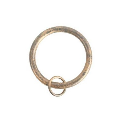 Stout Hardware Curtain Ring with Loop BRONZE Search Results