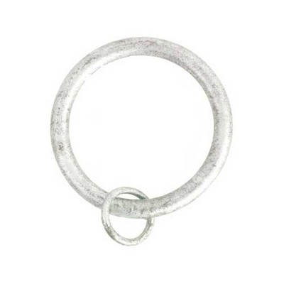 Stout Hardware Curtain Ring with Loop SILVER Search Results