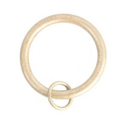 Stout Hardware Curtain Ring with Loop CHARDONNAY Search Results