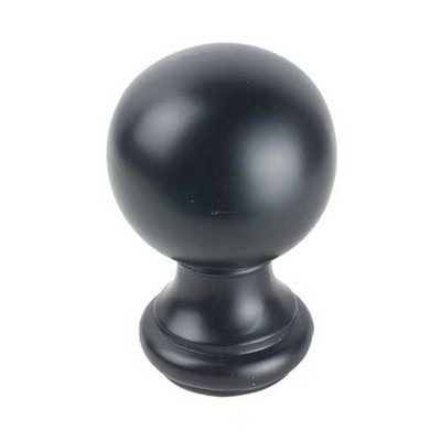 Stout Hardware Ball Finial for 1.5