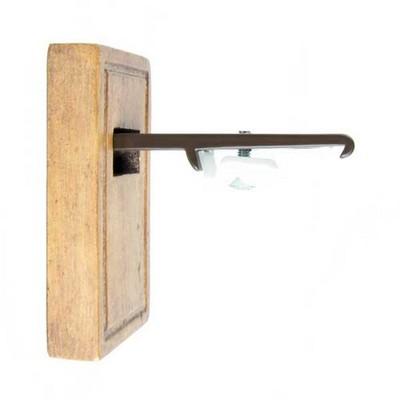 Stout Hardware Single Traverse Bracket Pickled Oak Search Results