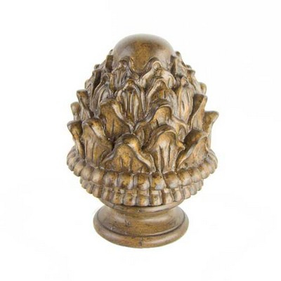 Stout Hardware PINEAPPLE FINIAL  WALNUT Search Results