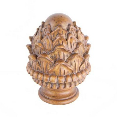 Stout Hardware PINEAPPLE FINIAL TRAVERSE ACORN Search Results