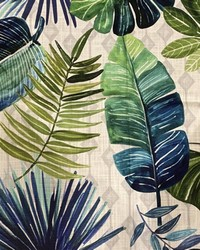Hamilton Fabric Bora Bora Blue Fabric
