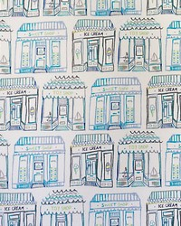 Scalamandre Kermesse Shops Cool Party Fabric