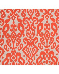 Scalamandre Varjak Orange Fabric