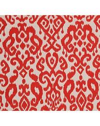 Scalamandre Varjak Red Fabric