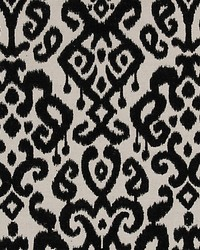 Scalamandre Varjak Black Fabric