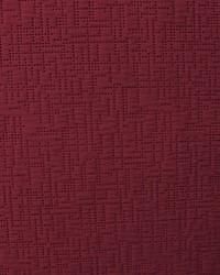 Scalamandre Braille Velvet Port Ruby Fabric