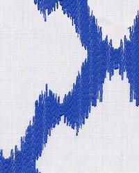 Scalamandre Kelat Blue Fabric