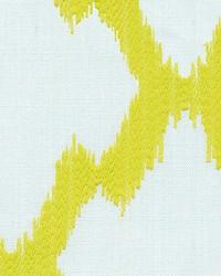 Scalamandre Kelat Lemon Fabric