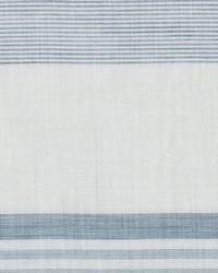 Scalamandre Avivo Stripe Bluestone Fabric
