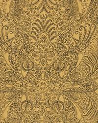Scalamandre Persian Nights Indian Gold Fabric