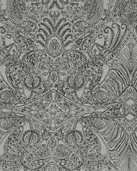 Scalamandre Persian Nights Silver Mist Fabric