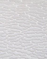 Scalamandre Eracle Goffrato Bianco Fabric
