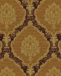Scalamandre Ecussons Bronze Fabric