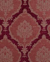 Scalamandre Ecussons Plum Fabric