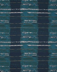 Old World Weavers Granite Gorge Peacock Fabric