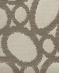 Old World Weavers Madagascar Ovals Fr Taupe Fabric