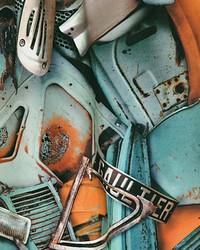 Scalamandre Fangio Petrole Fabric