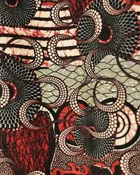 Scalamandre Meltingpot Rouge Fabric