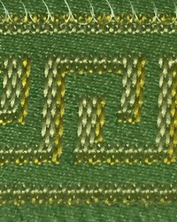 Scalamandre Massena Galon Vert Fabric
