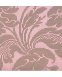Scalamandre Alicante Damask Rose Fabric