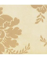 Scalamandre Alicante Damask Pale Yellow Fabric