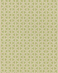 Old World Weavers Cross Channel Spring Green Fabric