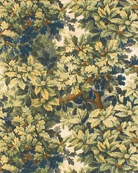 Old World Weavers Bois De Chene Verdure Fabric