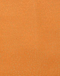 Old World Weavers Chrysanth Tangerine Fabric