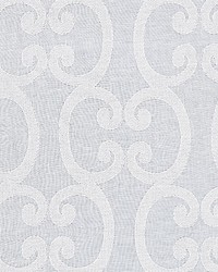 Scalamandre Ornamento Sheer Snow Fabric