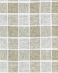 Scalamandre Wainscott Check Sheer Linen Fabric
