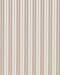 Scalamandre Devon Ticking Stripe Linen Fabric