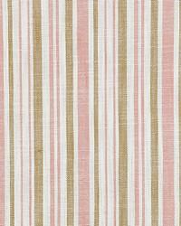 Scalamandre Pembroke Stripe Pink Sand Fabric