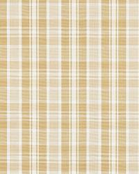 Scalamandre Preston Cotton Plaid Camel Fabric
