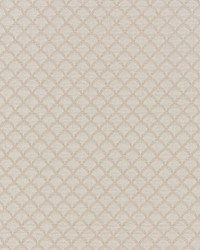 Scalamandre Scallop Weave Oyster Fabric