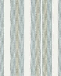 Scalamandre Santorini Stripe Seagull Fabric