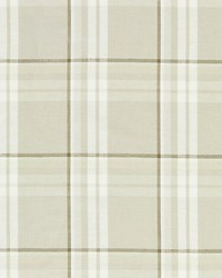 Scalamandre Modo Plaid Taupe Fabric