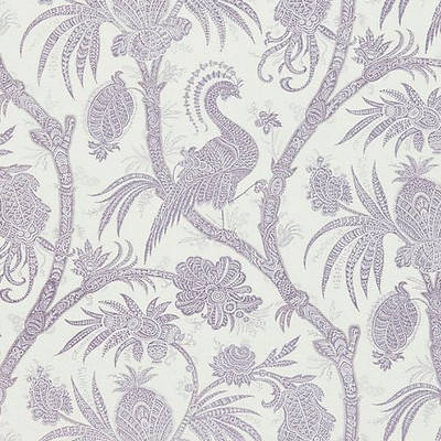 Scalamandre BALINESE PEACOCK LAVENDER Search Results