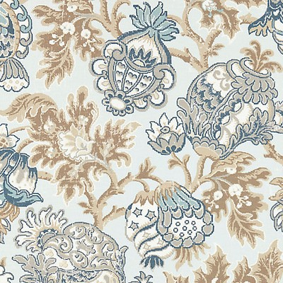 Scalamandre CANTERBURY LINEN PRINT SKY Search Results