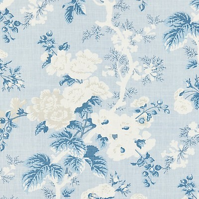 Scalamandre ASCOT LINEN PRINT SKY Search Results